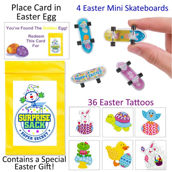 Easter Egg Stuffer Toys - Mini-Skateboards-36-tattoos