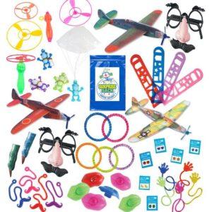 100 pc Funtastic Toy Assortment
