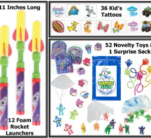 Rockets and More Toy Assortment