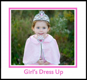 Girl's Dress Up