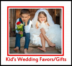 Kids Wedding Favors/Gifts