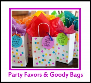 Party Favors & Goody Bags