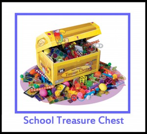 School Treasure Chest