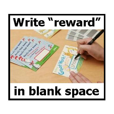Write Scratch Card Reward