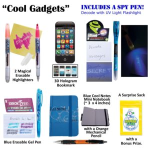 Invisible Ink Spy Pen and other cool accessories