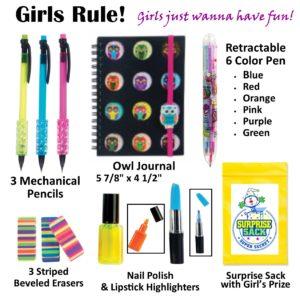 Tween Girl and Teen Pencil Case