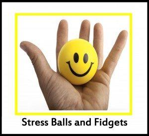 Stress Balls and Fidgets -