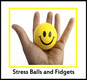Fun stress balls for sensory special needs children or older kid's prizes.